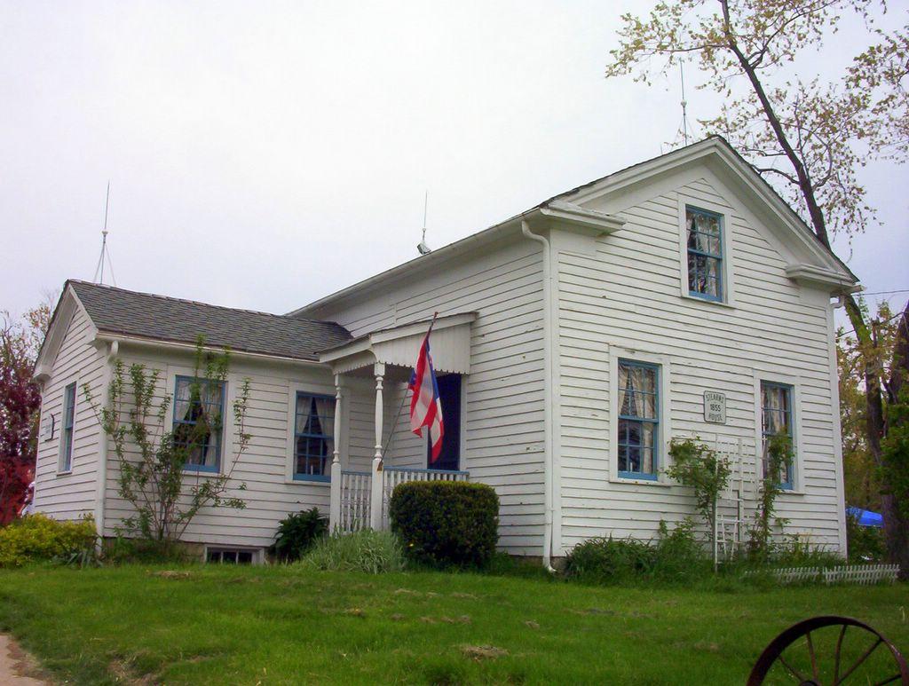 White house, Stearns house